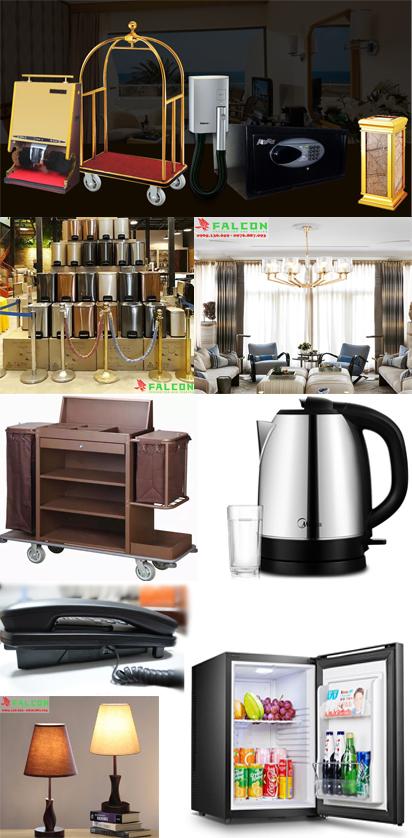Nhà sản xuất và cung cấp đồ dùng phòng khách sạn uy tín
