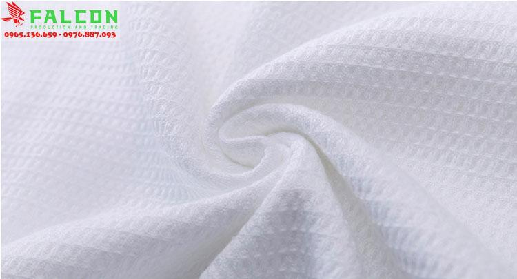 Chất liệu vải khăn tắm áo choàng cao cấp