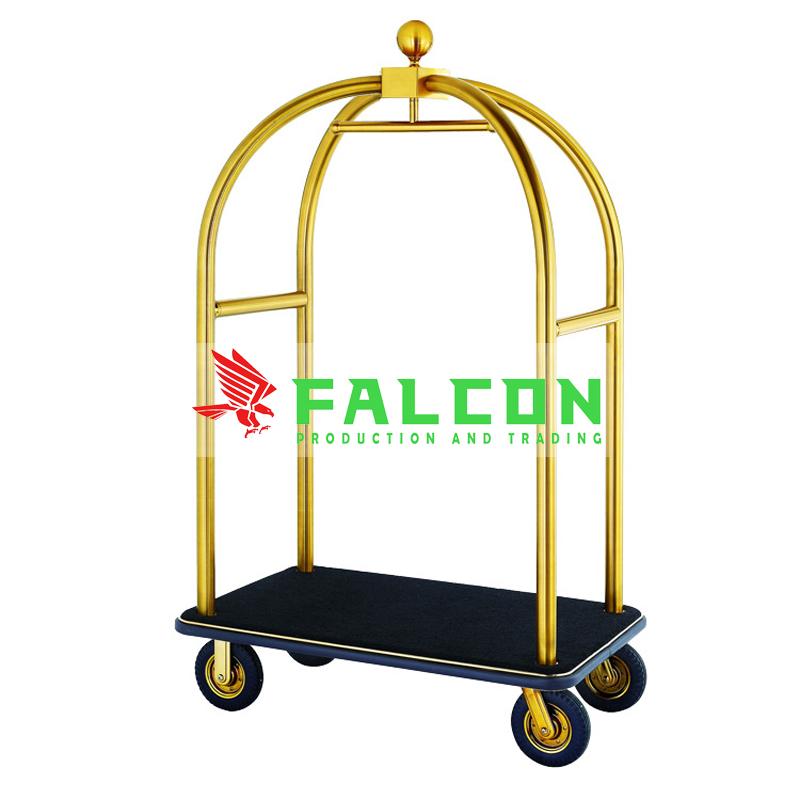 xe đẩy hành lý dành cho khách sạn